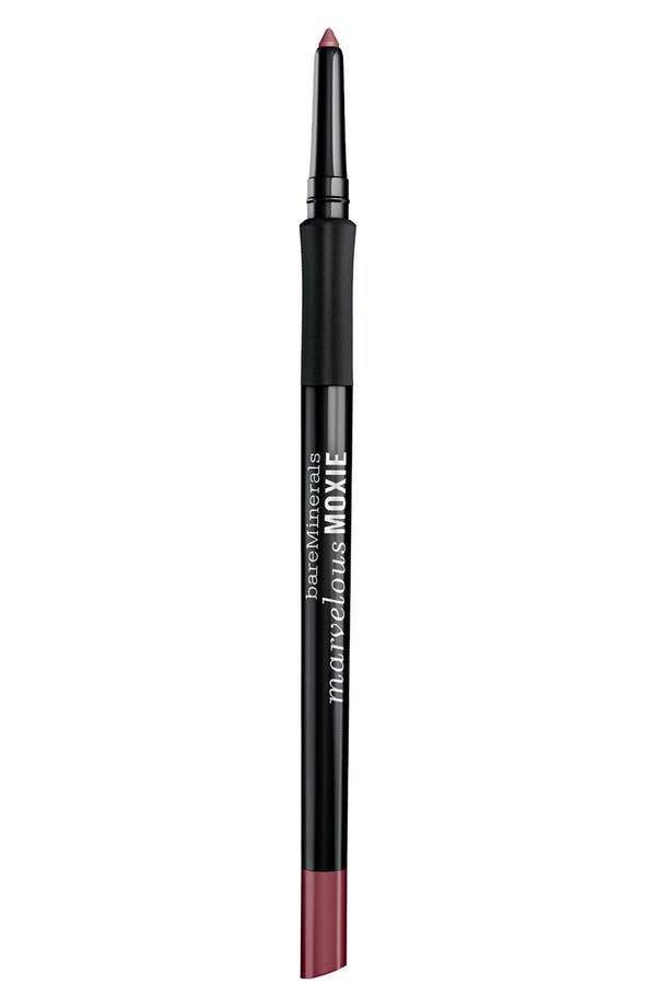 Main Image - bareMinerals® 'Marvelous Moxie™' Lip Liner