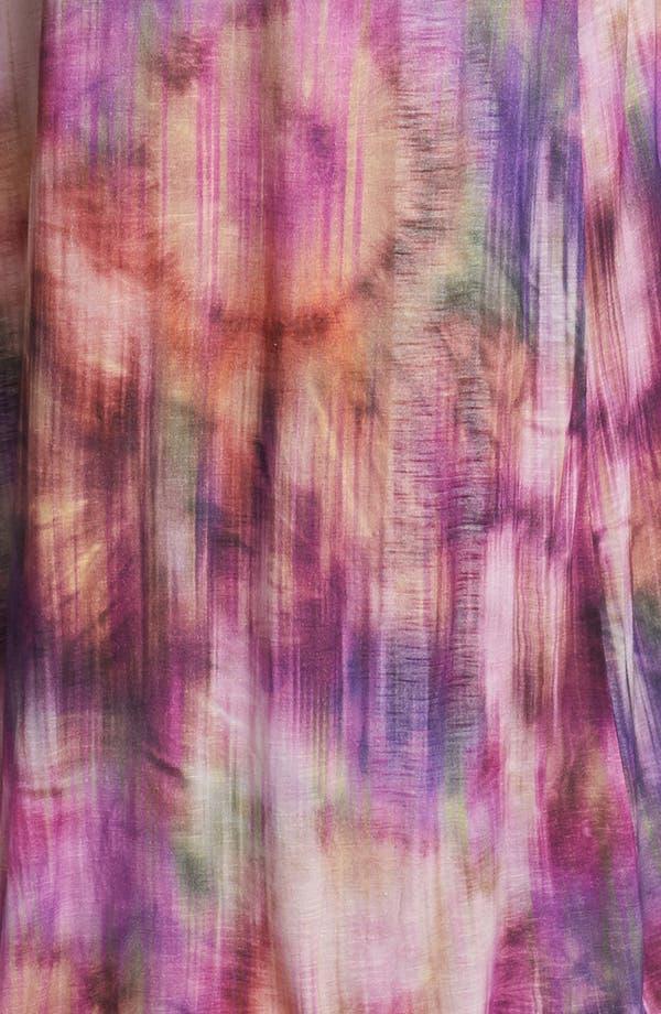 Alternate Image 3  - Young, Fabulous & Broke 'Garnet' Maxi Dress
