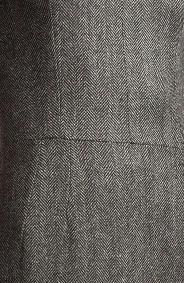 Alternate Image 4  - Dolce&Gabbana Stretch Herringbone Dress