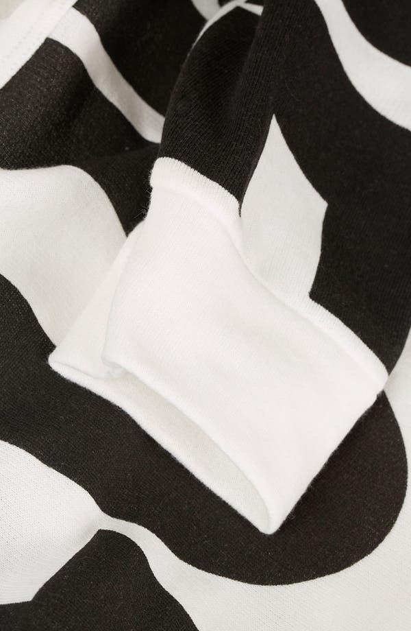 Alternate Image 3  - Topshop 'Love' Sweatshirt