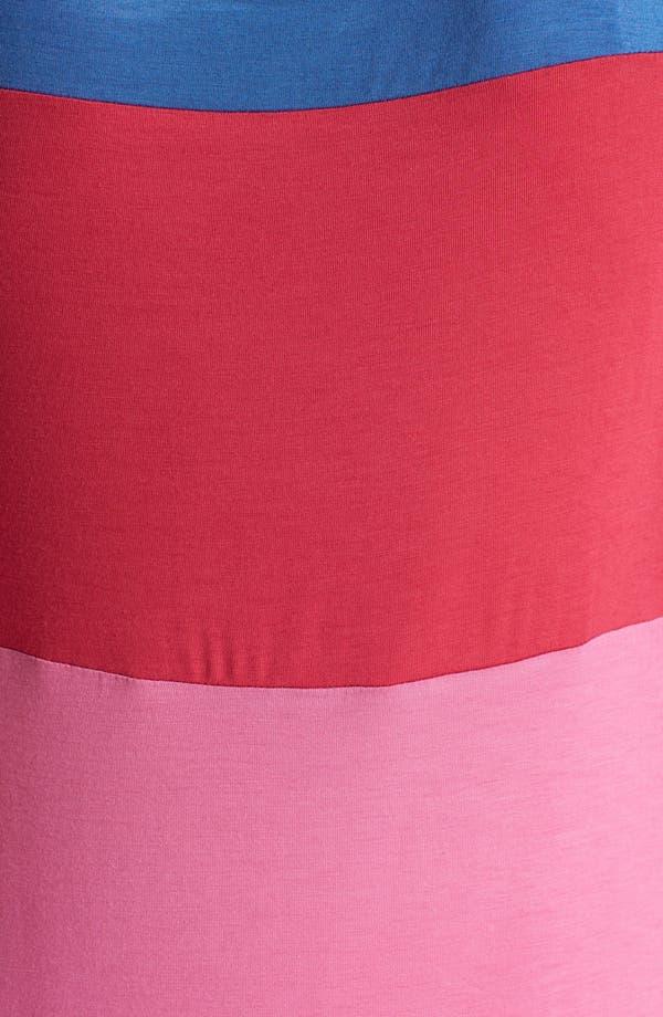 Alternate Image 3  - Kensie Colorblock Knit Tank Dress