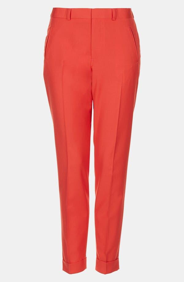 Alternate Image 4  - Topshop Skinny Trousers