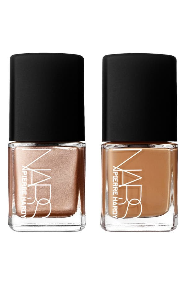 Alternate Image 1 Selected - NARS 'Pierre Hardy - Easy Walking' Nail Duo
