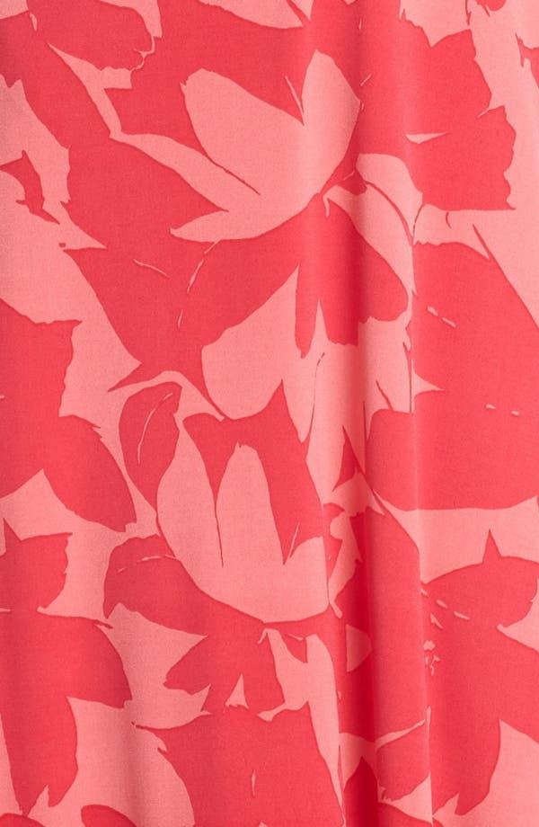 Alternate Image 3  - Isaac Mizrahi New York Print Jersey Maxi Dress