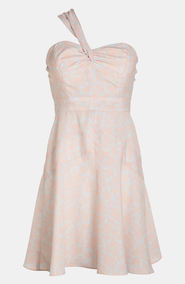 Main Image - Wayf Single Shoulder Strap Dress