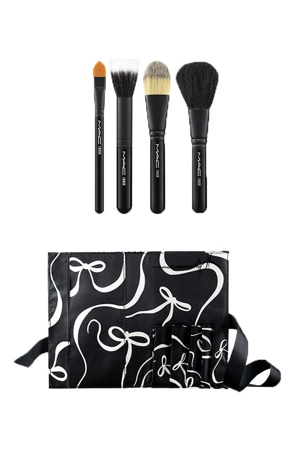 Main Image - M·A·C 'Illustrated' Face Brush Kit (Nordstrom Exclusive) ($126 Value)