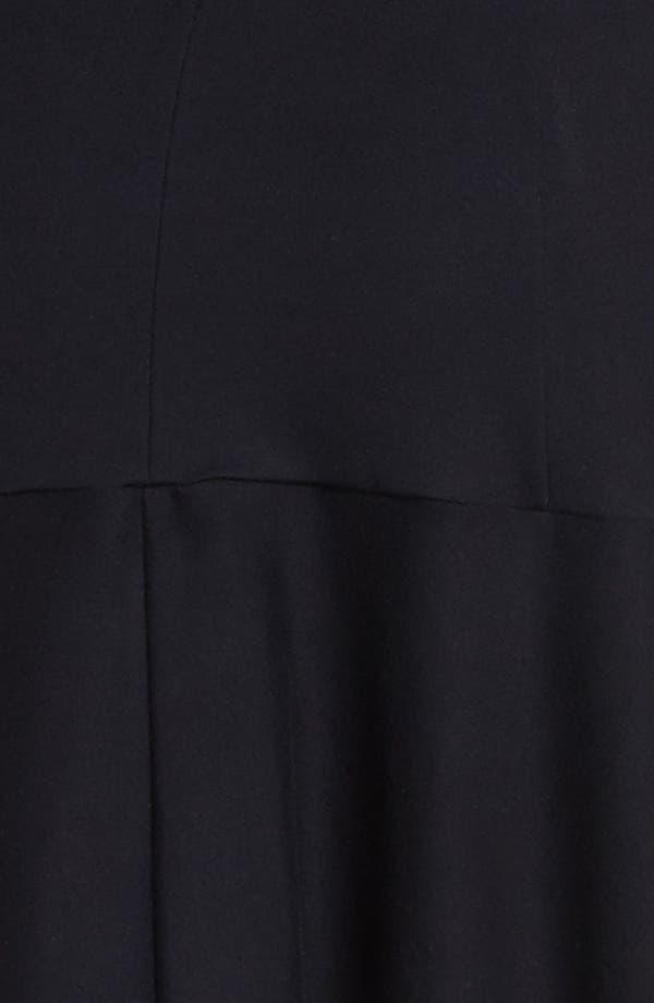 Alternate Image 3  - Theory 'Nikay' Stretch A-Line Dress