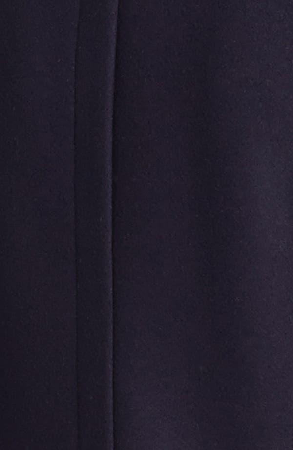 Alternate Image 3  - MARC BY MARC JACOBS 'Nicoletta' Wool Blend Peacoat