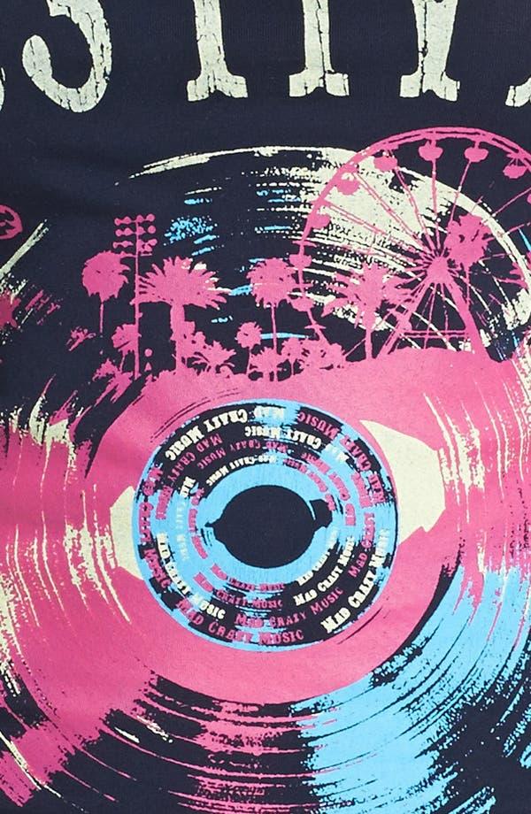 Alternate Image 5  - Steve Madden Slim Graphic Print Tank