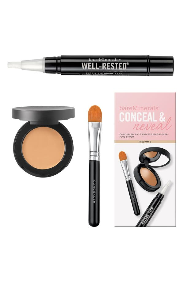 Alternate Image 1 Selected - bareMinerals® 'Conceal Reveal' Set