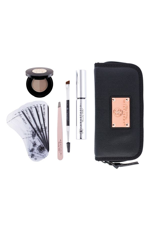 Alternate Image 1 Selected - Anastasia Beverly Hills Five Item Brow Kit ($120 Value)