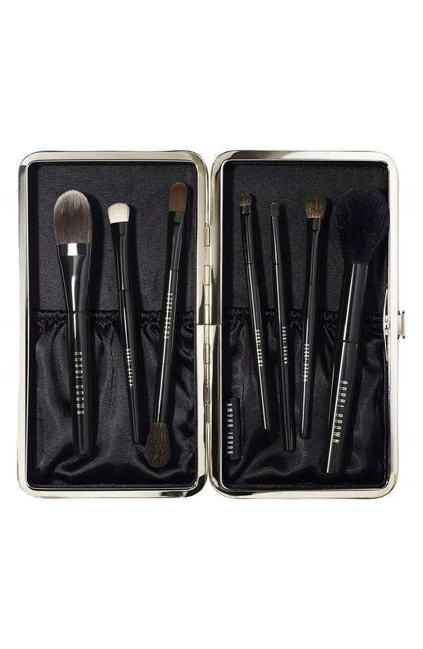 Alternate Image 3  - Bobbi Brown Limited Edition 'Old Hollywood' Luxe Travel Brush Set ($240 Value)