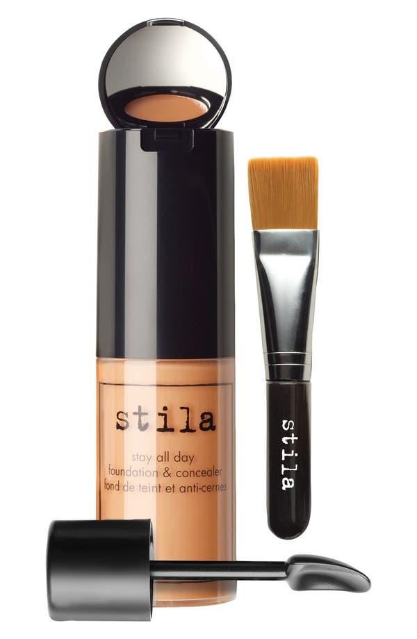 Alternate Image 1 Selected - stila 'stay all day' foundation & concealer