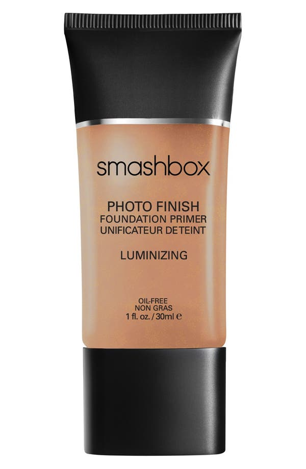 Main Image - Smashbox 'Photo Finish' Luminizing Foundation Primer