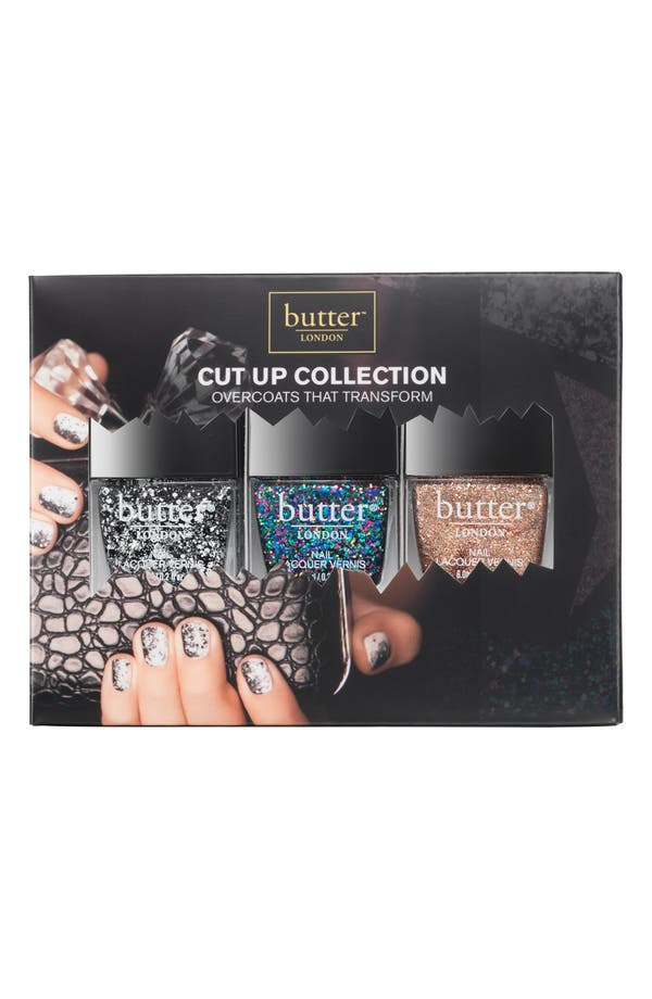 Alternate Image 3  - butter LONDON 'Cut Up' Collection ($30 Value)