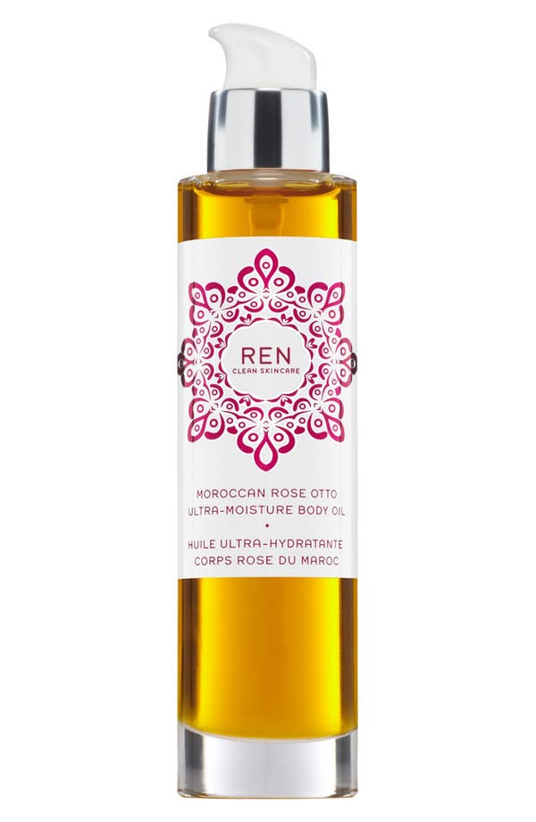 Main Image - SPACE.NK.apothecary REN Moroccan Rose Ultra-Moisture Body Oil