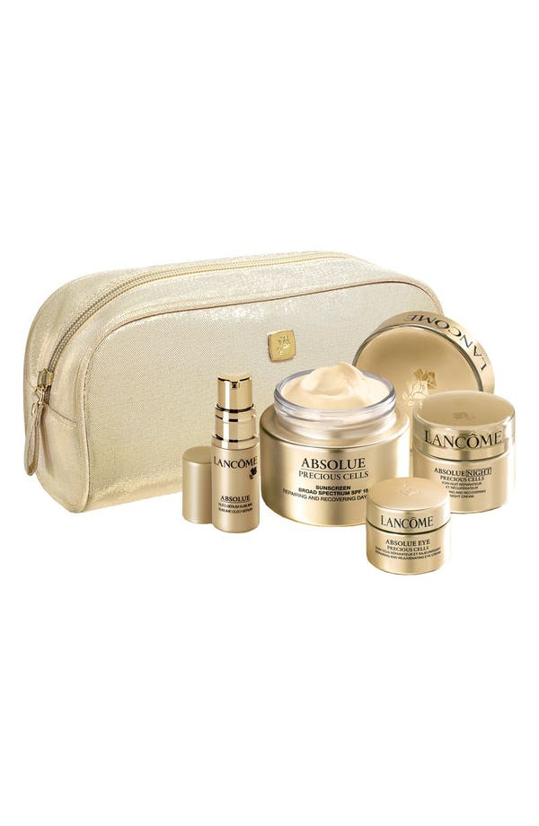 Alternate Image 1 Selected - Lancôme 'Absolue Precious Cells' Spring Set ($310 Value)