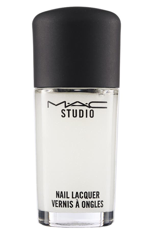 Alternate Image 1 Selected - MAC 'Studio Nail Transformers - Texture' Top Coat