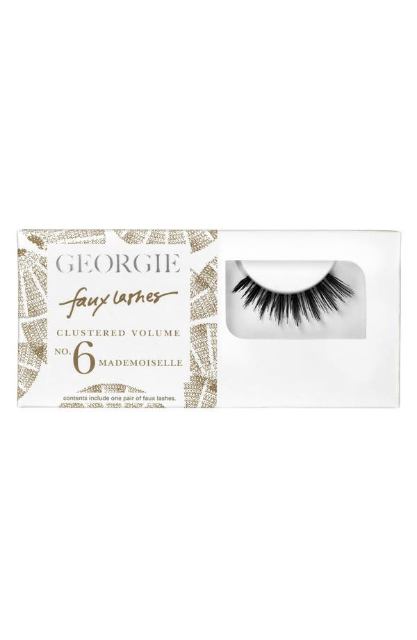 Alternate Image 1 Selected - Georgie Beauty™ 'Mademoiselle' Faux Lashes