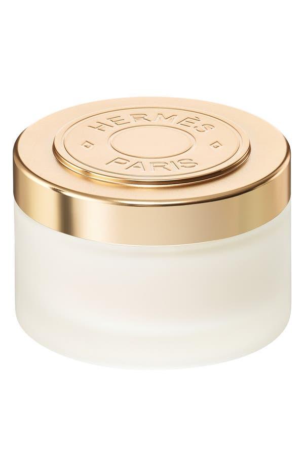 Alternate Image 1 Selected - Hermès 24, Faubourg - Perfumed body cream