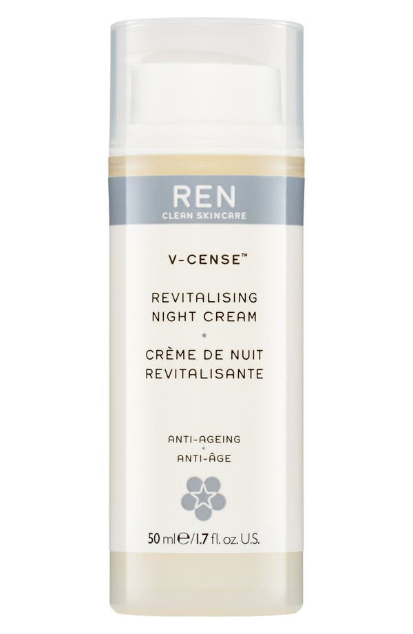 Main Image - SPACE.NK.apothecary REN V-Cense™ Revitalizing Night Cream