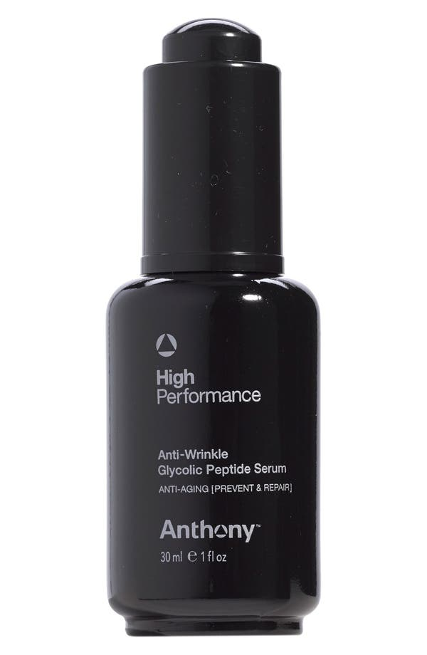 ANTHONY High-Performance Anti-Wrinkle Glycolic Peptide Serum