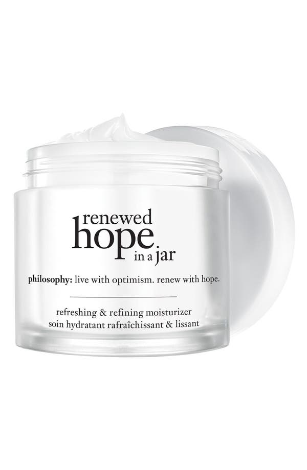 Alternate Image 1 Selected - philosophy renewed hope in a jar for all skin types