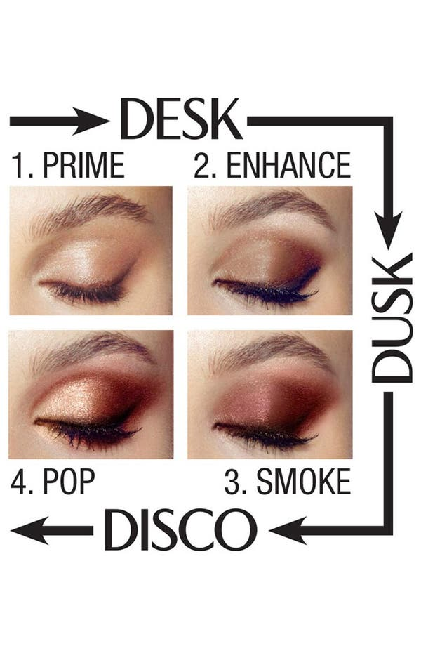 Alternate Image 2  - Charlotte Tilbury 'Luxury - Fallen Angel' Colour-Coded Eyeshadow Palette (Limited Edition)