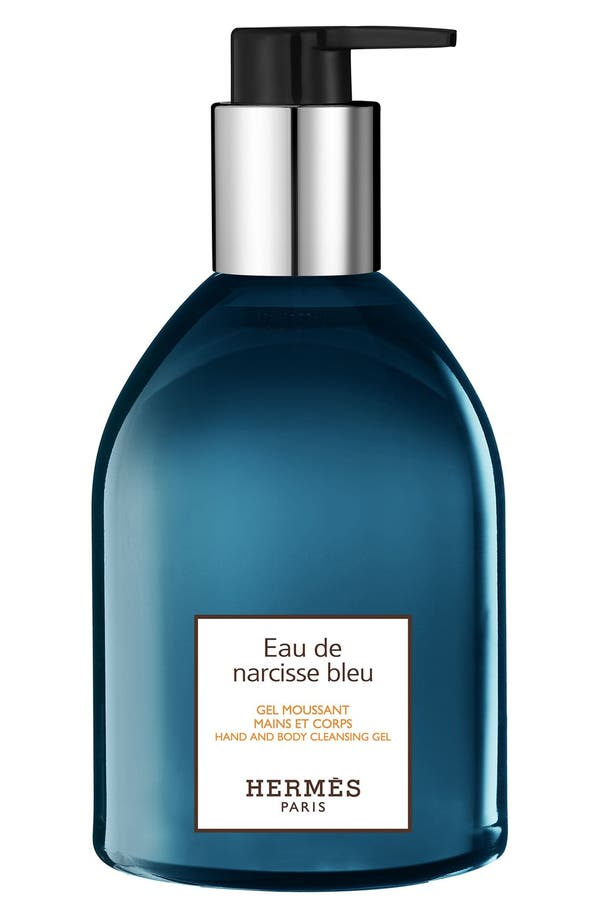 HERMÈS Eau de Narcisse Bleu - Hand and