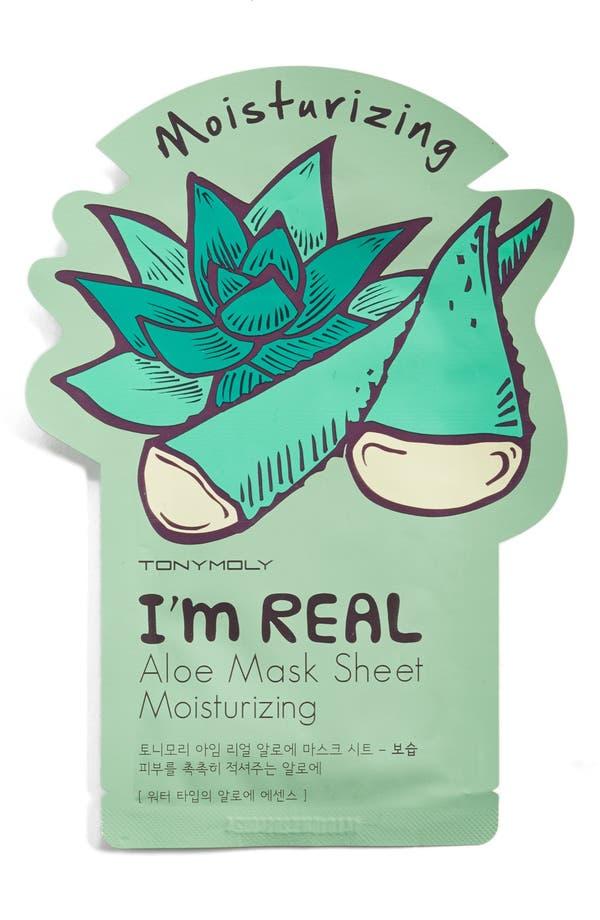 Alternate Image 1 Selected - Tony Moly 'I'm Real' Sheet Mask