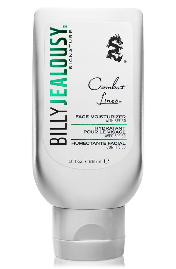 Main Image - Billy Jealousy 'Combat Lines' Face Moisturizer with SPF 30