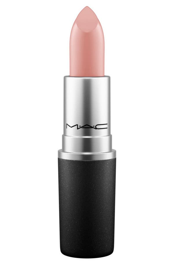 Alternate Image 1 Selected - MAC Nude Lipstick