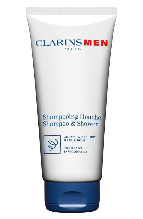 Alternate Image 1 Selected - Clarins Men Shampoo & Shower Wash