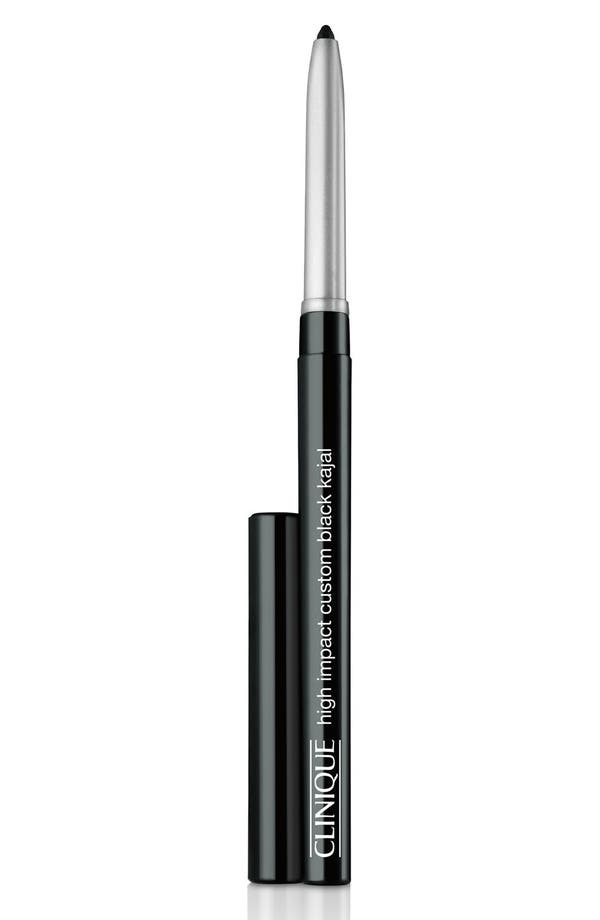 CLINIQUE High Impact Custom Black Kajal Eyeliner Pencil