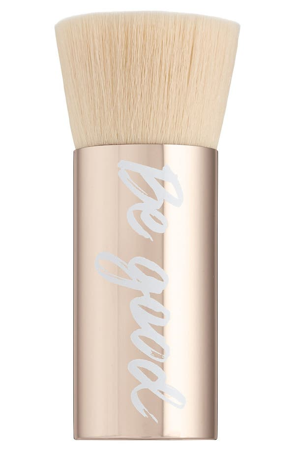 Alternate Image 1 Selected - bareMinerals® Beautiful Finish Brush (Limited Edition)
