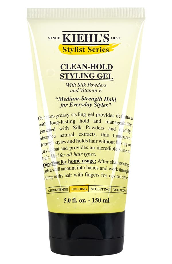 Alternate Image 1 Selected - Kiehl's Since 1851 Clean-Hold Styling Gel