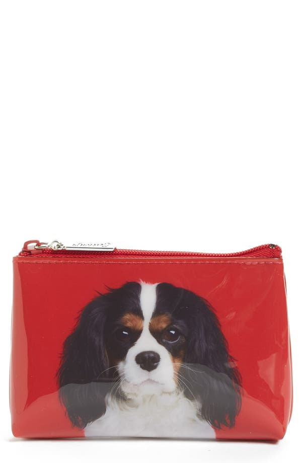 Alternate Image 1 Selected - Catseye London Spaniel Pouch