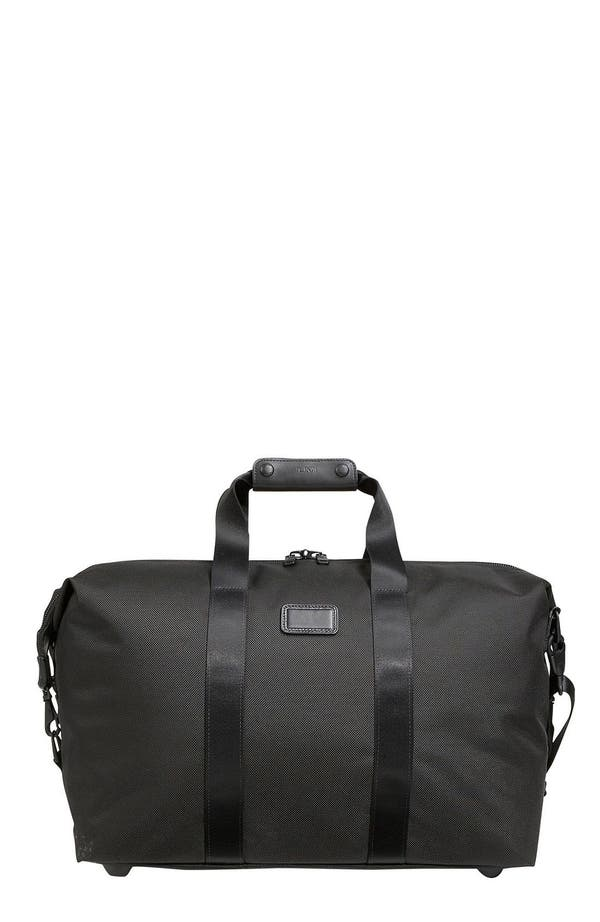 Alternate Image 1 Selected - Tumi 'Small Alpha' Soft Travel Satchel
