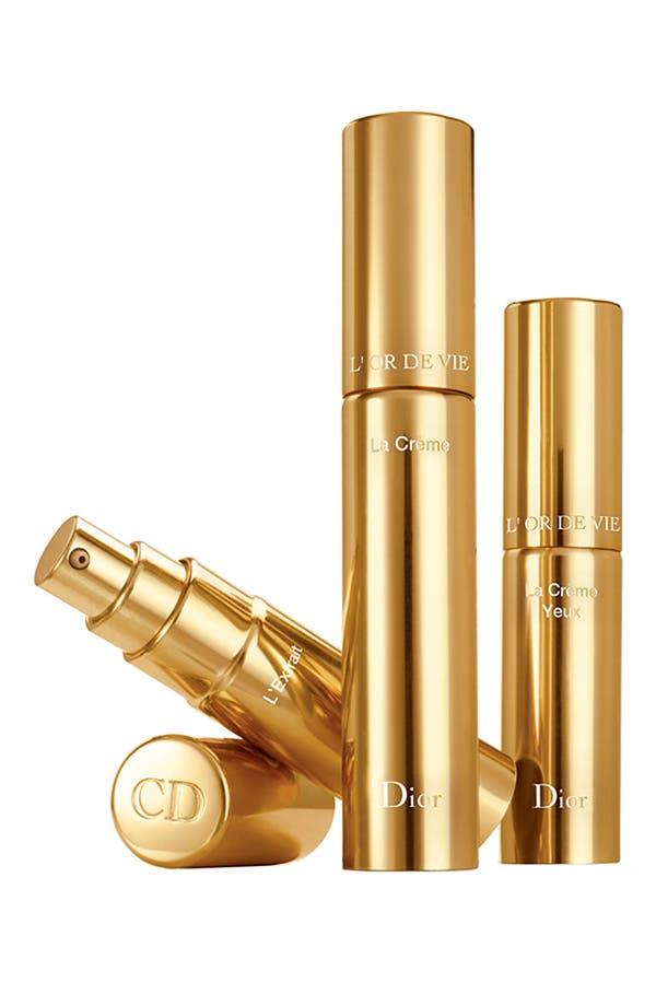 Main Image - Dior 'L'Or de Vie' Travel Set