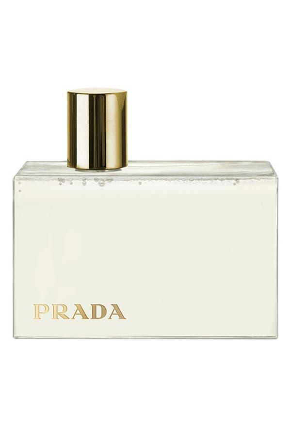 Alternate Image 1 Selected - Prada 'L'Eau Ambrée' Perfumed Shower Gel