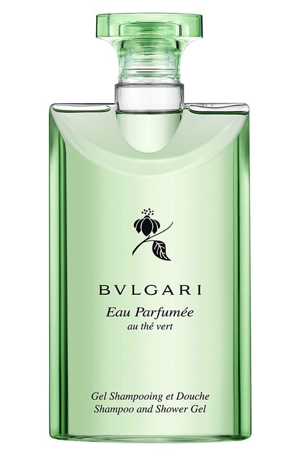 Main Image - BVLGARI 'Eau Parfumée au thé vert' Bath & Shower Gel