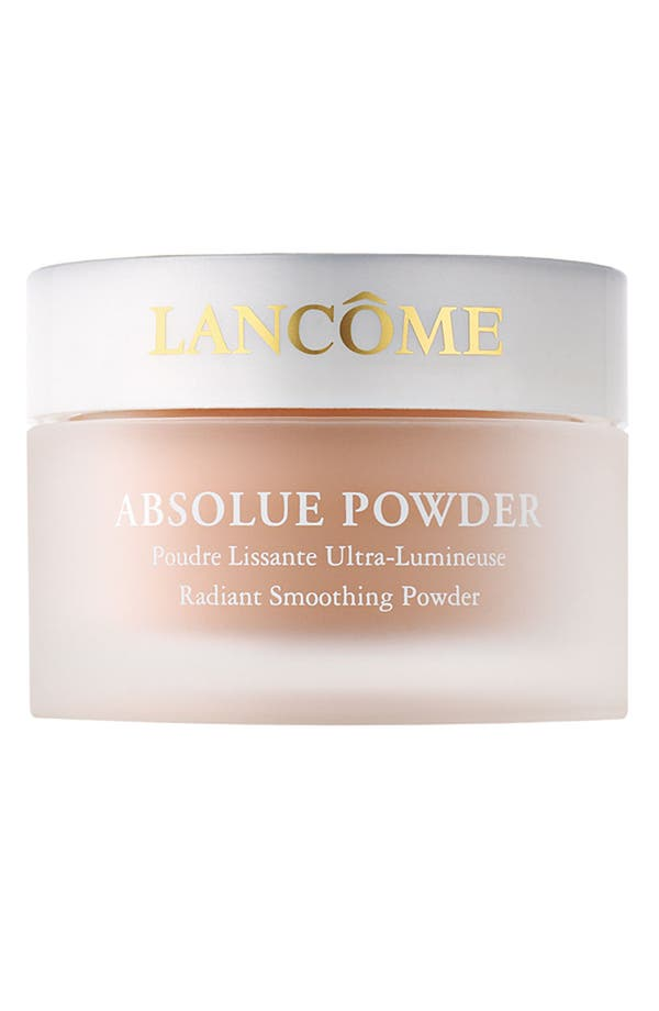 Alternate Image 1 Selected - Lancôme Absolue Powder Radiant Smoothing Powder