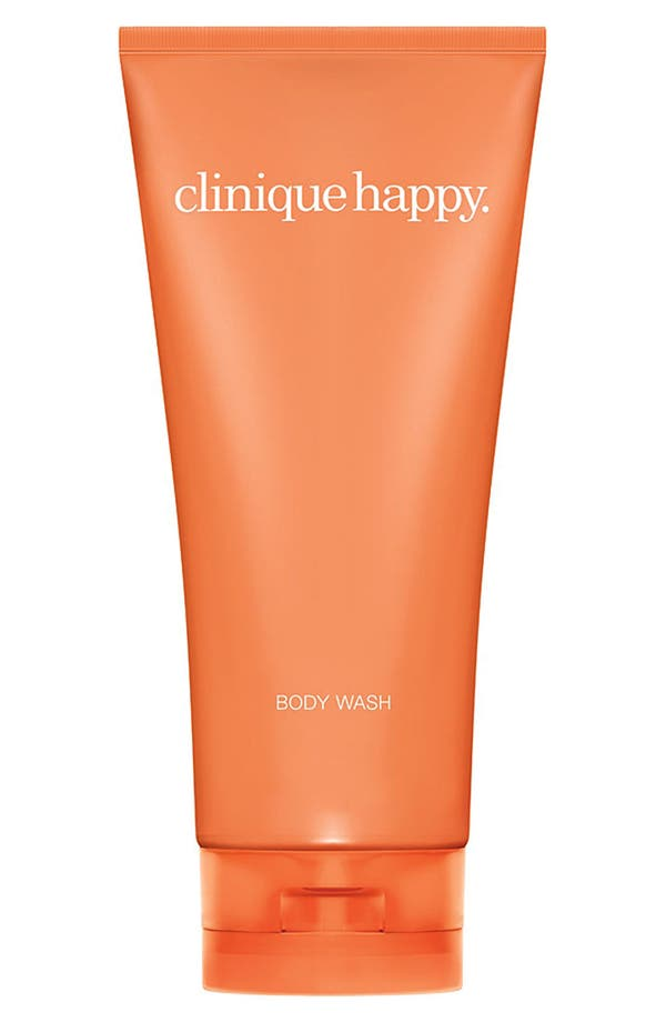 Alternate Image 1 Selected - Clinique 'Happy' Body Wash