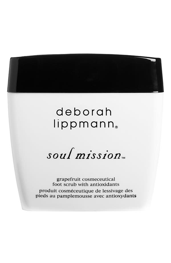 Alternate Image 1 Selected - Deborah Lippmann 'Soul Mission' Cosmeceutical Foot Scrub