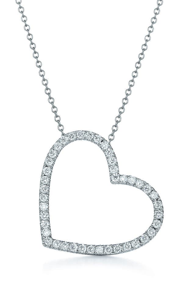 Alternate Image 1 Selected - Kwiat Large Silhouette Diamond Necklace