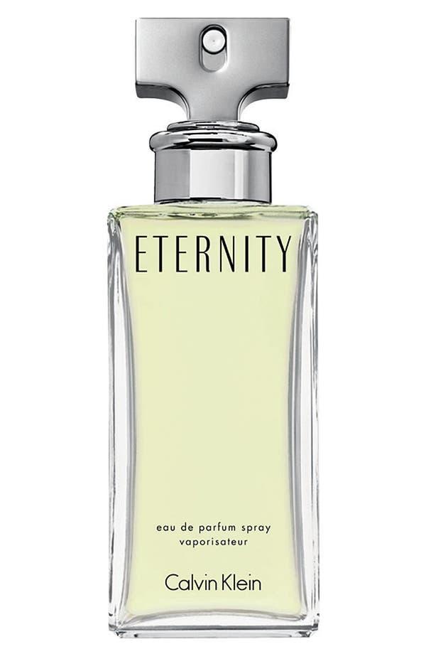 Alternate Image 1 Selected - Eternity by Calvin Klein Eau de Parfum Spray