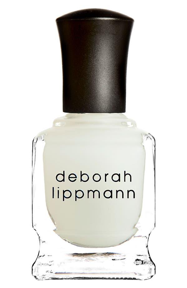 Alternate Image 1 Selected - Deborah Lippmann 'Flat Top' Matte Topcoat