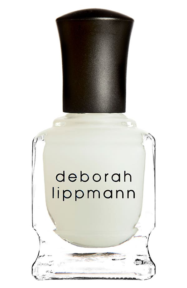 Main Image - Deborah Lippmann 'Flat Top' Matte Topcoat