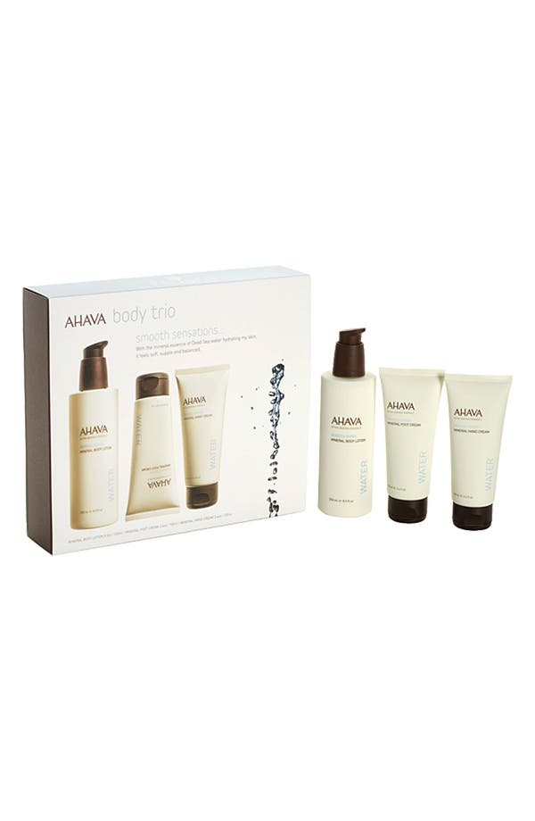 Alternate Image 2  - AHAVA Mineral Body Trio ($63 Value)