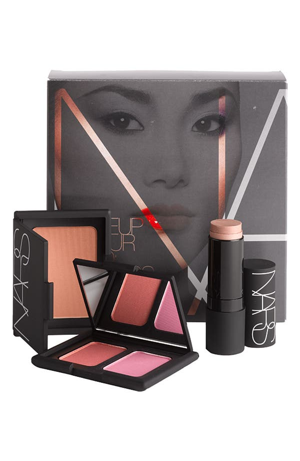 Alternate Image 1 Selected - NARS 'Makeup Your Mind: Express Yourself' Cheek Kit (Nordstrom Exclusive) ($111 Value)
